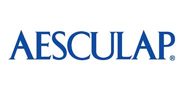 aesculap logo blue
